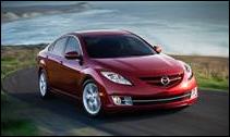 New Mazda6 Car