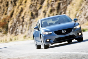 The Mazda6 Gets Outstanding Reviews