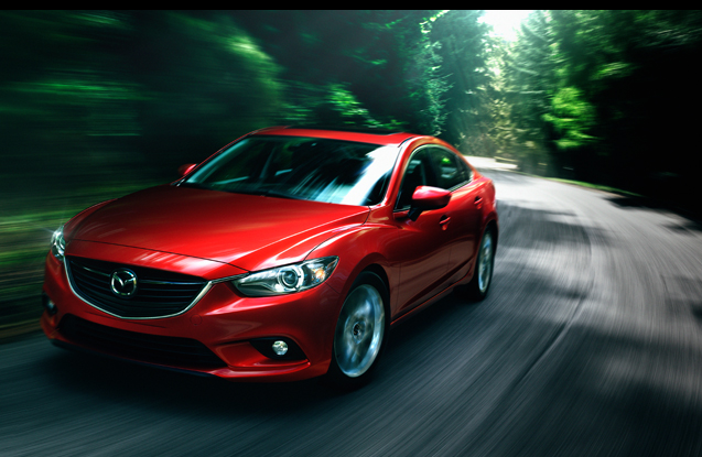 Come Test Drive The 2014 Mazda6 At Mazda Of Clear Lake